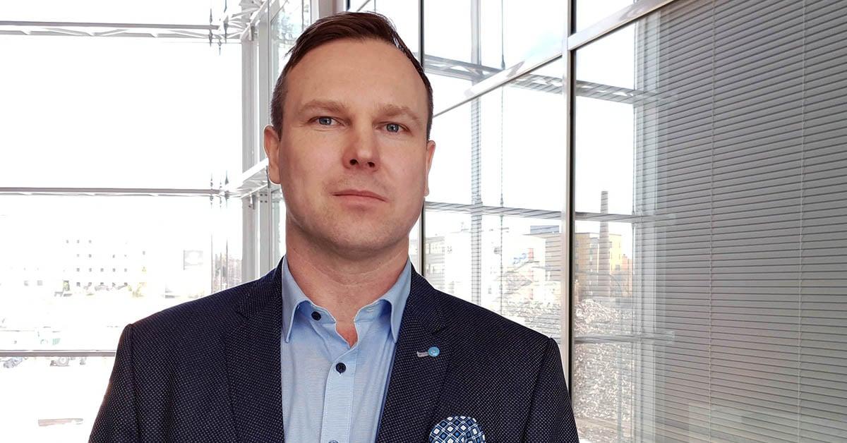 Tuomo Räisänen aloittaa Avarn Securityn huoltoliiketoiminnan palvelujohtajana