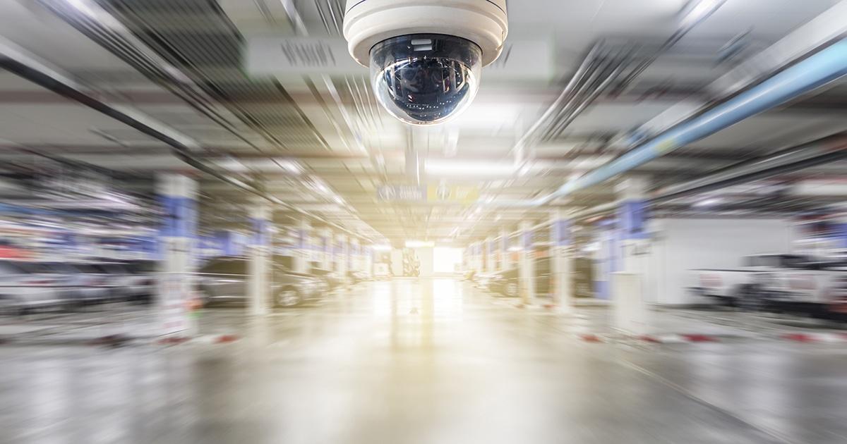 Tilaa valvontakamerat